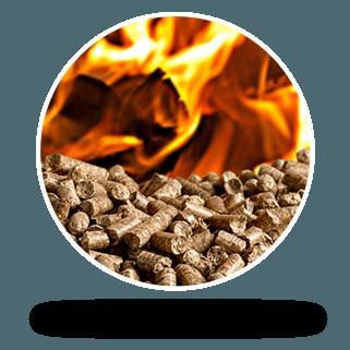 Cuisinière à granulés en Côtes d